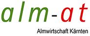 Der Kärntner Almwirtschaftsverein Logo